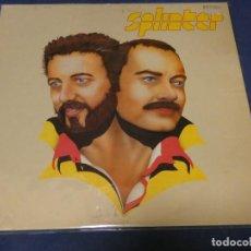 Discos de vinilo: BO67-70 LP POP UK SPLINTER 1980 MUY BUEN ESTADO CON MEL COLLINS DE KING CRIMSON. Lote 217345873