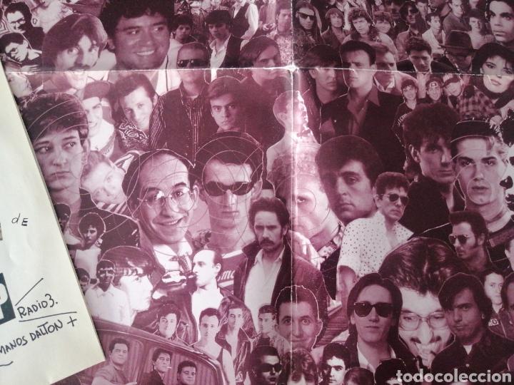 Discos de vinilo: EP + PÓSTER RAREZA DIEZ AÑOS DE SINTONÍA DIARIO POP ESTO NO ES HAWAII LOQUILLO ALASKA RADIO FUTURA - Foto 5 - 217357873