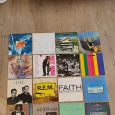 Discos de vinilo: 16 VINILOS POP - 70'S 80'S 90'S. Lote 217375410