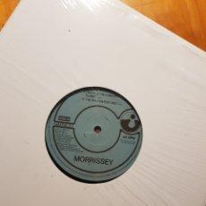 Discos de vinilo: MORRISSEY. EP 4 TEMAS VINILO 10 PULGADAS. THE SMITHS. Lote 217377360