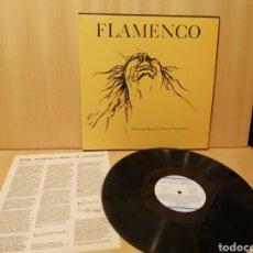Discos de vinilo: FLAMENCO. FOLKAYS RECORDS. EDICIÓN ESPAÑOLA.. Lote 217403073