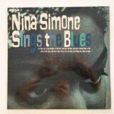 Discos de vinilo: NINA SIMONE – NINA SIMONE SINGS THE BLUES JAPAN RCA. Lote 217440541