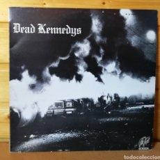 Discos de vinilo: LP ALBUM , DEAD KENNEDYS , EDIGSA 1980. Lote 217440678