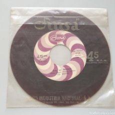Discos de vinilo: LOS GALGOS - ERES UN BOMBÓN +1 (PERÚ - DINSA - 1971) BEAT GO GO ARGENTINA!. Lote 217442746