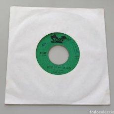 Discos de vinilo: LOS HOLY'S - NECIO DE MI CORAZÓN +1 (PERÚ - SUCESO - 1967) GARAGE BEAT PSYCH SURF! 2 TRACKS-NO LP!. Lote 217444858