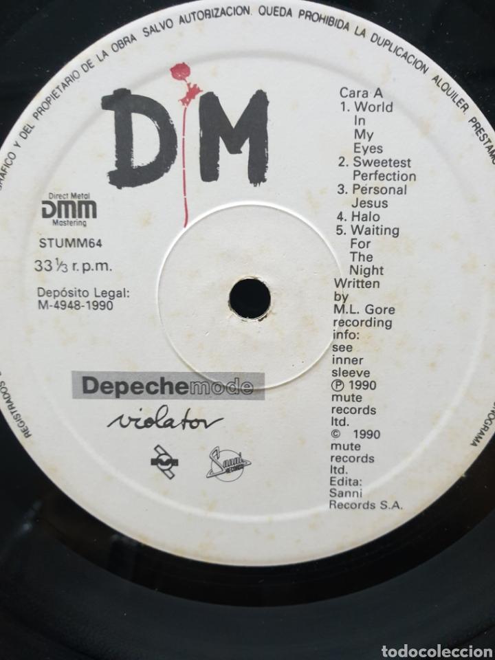Discos de vinilo: Depechemode - Foto 4 - 217458078