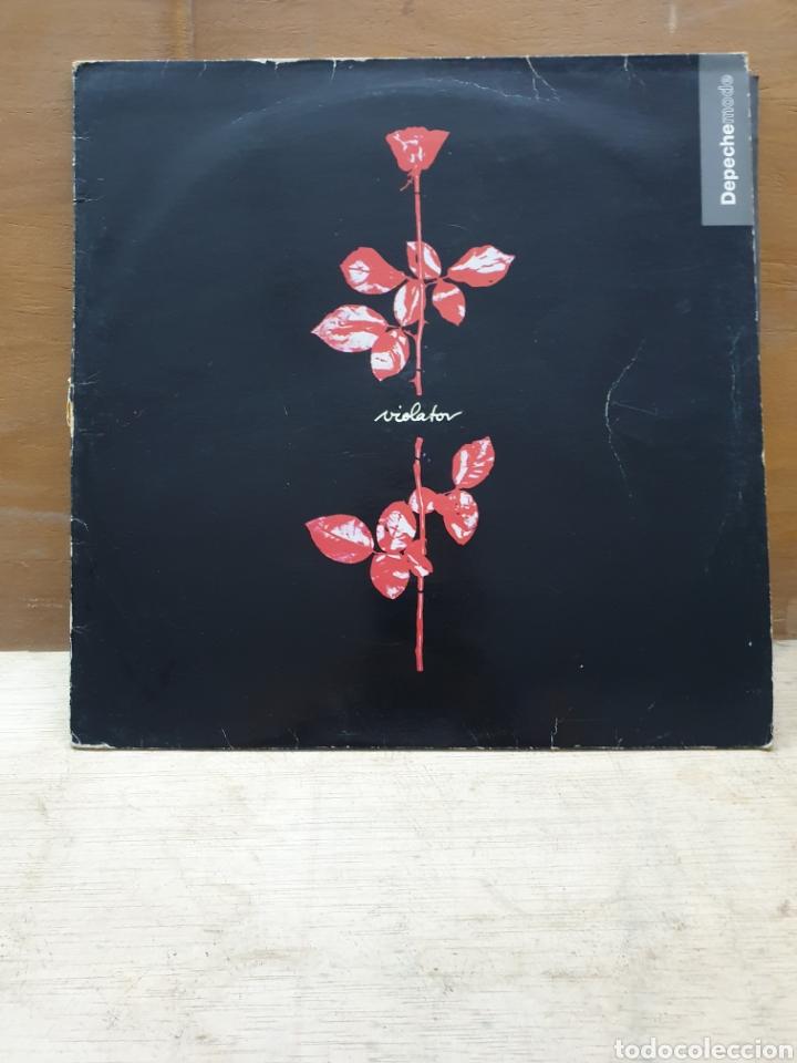 DEPECHEMODE (Música - Discos - LP Vinilo - Pop - Rock - New Wave Extranjero de los 80)