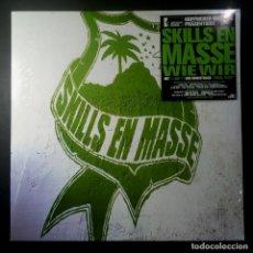 Discos de vinilo: SKILLS EN MASSE - WIE WIR - EP 12 33 ALEMAN 2000 - EASTWEST. Lote 217459910