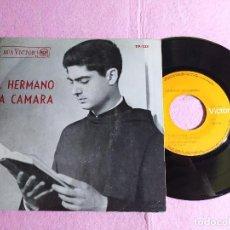 """Discos de vinilo: 7"""" FREI HERMANO DA CAMARA – FADO DA DESPEDIDA +3 - RCA TP-133 - PORTUGAL PRESS (VG+/VG+). Lote 217460166"""