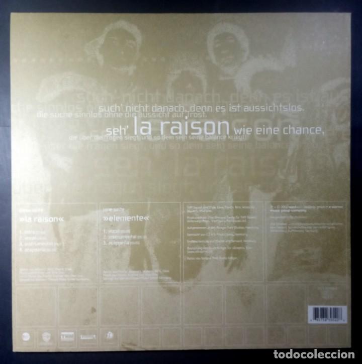 Discos de vinilo: THM SQUAD la raison - EP 12 33 ALEMAN 2000 - EASTWEST - Foto 2 - 217460506