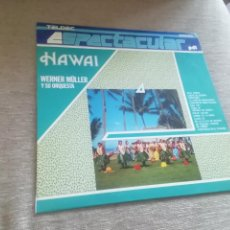 Discos de vinilo: WERNER MULLER Y SU ORQUESTRA-HAWAI. LP. Lote 217475566