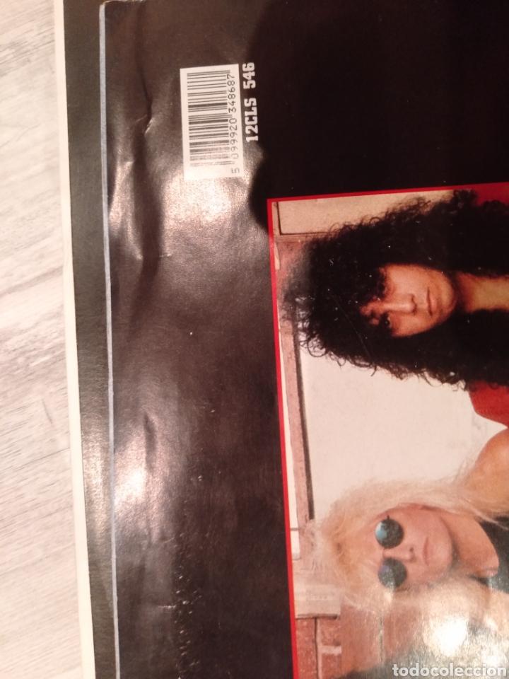 """Discos de vinilo: Wasp """" Forever Free """"Maxi Single 12"""" Edición Limitada U.K. Con Poster desplegable y Vinilo Firmado . - Foto 8 - 217485682"""