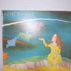Discos de vinilo: LP AZTEC CAMERA - KNIFE 1984 SPAIN, CON INSERT, BUEN ESTADO. Lote 217488628