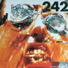 Disques de vinyle: FRONT 242 - FOR YOU. Lote 217489653