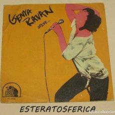 Discos de vinilo: GENYA RAVAN - EX TEN WHEEL DRIVE - STEVE... + IT'S ME - RCA 1979. Lote 217496757