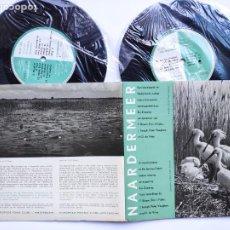 Discos de vinilo: CANTOS DE PAJAROS - 9 - PORTADA DOBLE - NUEVO - ILUSTRACIONES EN INTERIOR - VER FOTOS. Lote 217505128