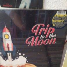 Discos de vinilo: TRIP TO THE MOON - 11 OBSCURE R&B, GARAGE ROCK AND DEEPFUNK SONGS ABOUT THE MOON.VINILO PRECINTADO.. Lote 217432646