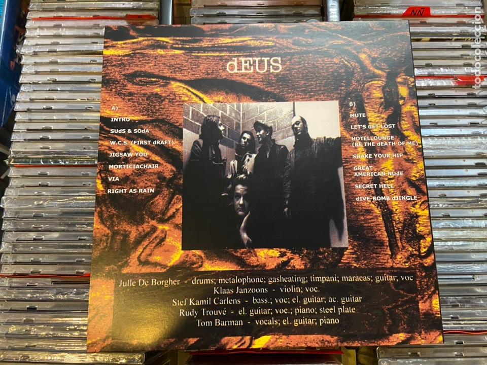 Discos de vinilo: Deus worst case scenario lp disco de vinilo - Foto 5 - 272210908