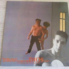 Discos de vinilo: DIOS MINI ALBUM ESCRITO EN LOS CIELOS 1984 PRODUCIDO POR LOQUILLO. Lote 217531818