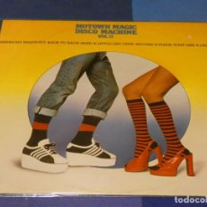 Discos de vinilo: LOTT71 LP UK 76 MUY BUEN ESTADO VINILO MOTOWN MAGIC DISCO MACHINE VOL 2. Lote 217538238