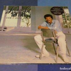 Discos de vinilo: LOTT71 LP FUNK SOUL LIONEL RICHIE CAN'T SLOW DOWN USA 83 ESTADO ENVIDIABLE. Lote 217538511