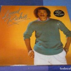 Discos de vinilo: LOTT71 LP LIONEL RICHIE THE TEMPTATION HOMONIMO UK 82 GATEFOLD MUY BUEN ESTADO. Lote 217540750