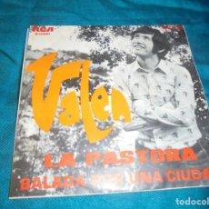 Discos de vinilo: VALEN. LA PASTORA / BALADA POR UNA CIUDAD. RCA, 1970. Lote 217550132