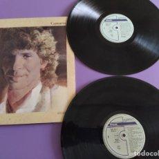 Discos de vinilo: JOYA DOBLE LP.CAMARON DE LA ISLA.AUTORETRATO(VERSIONES Y MEZCLAS NUEVAS)846 706 1 PHILIPS 1970/1990. Lote 217566442