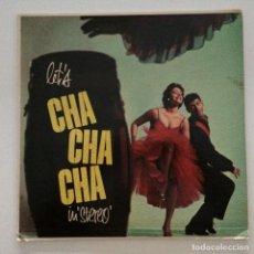 Discos de vinilo: TITO MORANO AND HIS ORCHESTRA – LET'S CHA CHA CHA USA STEREO FIDELITY. Lote 217567396