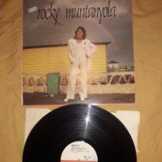 Discos de vinilo: LP ROCKY MUNTANYOLA 1980. Lote 217574280