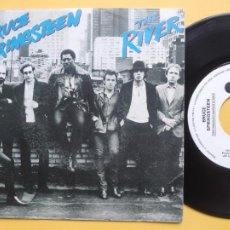 Discos de vinilo: BRUCE SPRINGTEEN - 45 SPAIN PS - PROMO WL * THE RIVER / INDEPENDENCE DAY * AÑIO 1980. Lote 217585637