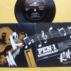Discos de vinilo: DISCO PUBLICITARIO - FLEXI - EX * ME GUSTA PEN ONE * RAUL MENACHO * GATEFOLD SLEEVE. Lote 217585805