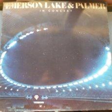 Discos de vinilo: EMERSON LAKE AND PALMER LP. Lote 217590407