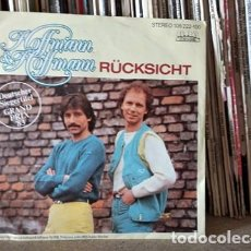 Discos de vinilo: HOFFMANN & HOFFMANN ?– RÜCKSICHT EUROVISION 1983 ALEMANIA. Lote 217599100