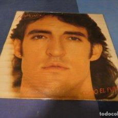 Discos de vinilo: EXPRO LP RAMONCIN COMO EL FUEGO VINILO MUY BUEN ESTADO INSERT TOCADILLO. Lote 217604220
