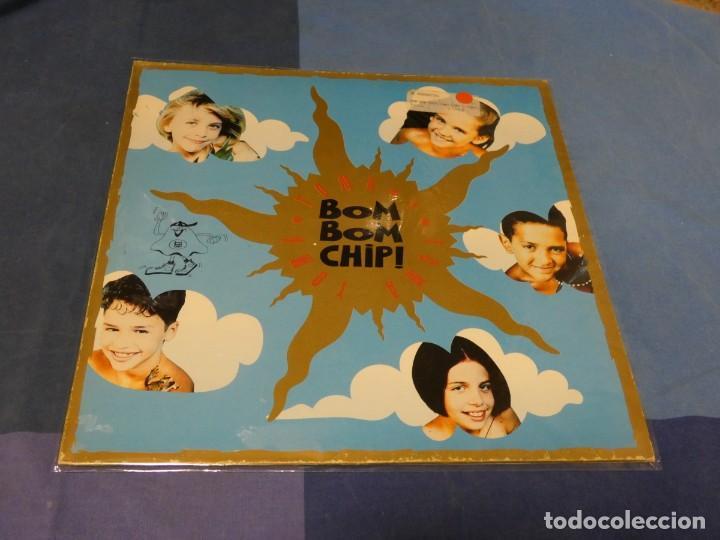 EXPRO LP INFANTIL 1992 MUY BUEN ESTADO BOM BOM CHIP! TOMA TOMA Y TOMA (Música - Discos - LP Vinilo - Pop - Rock - Extranjero de los 70)