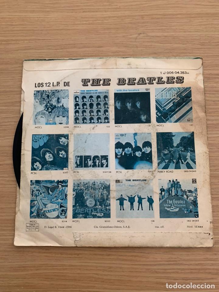 """Discos de vinilo: The Beatles - single 7"""" - Let it Be - Foto 2 - 217615622"""