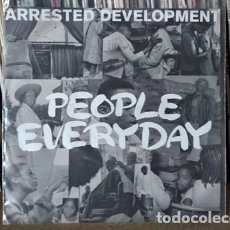 Discos de vinilo: ARRESTED DEVELOPMENT ··· PEOPLE EVERYDAY. Lote 217619318