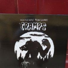Discos de vinilo: THE CRAMPS. OHIO DEMOS'S 1979. LP VINILO NUEVO. Lote 217621320