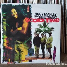 Discos de vinilo: ZIGGY MARLEY & THE MELODY - MAKERS GOOD TIME. Lote 217622011