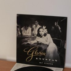 Discos de vinilo: GLORIA ESTEFAN - MI TIERRA - 1993 - ESPAÑA - NM-/VG+. Lote 217627126