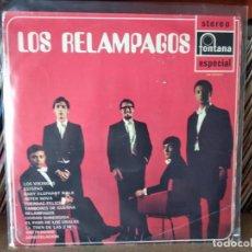 Disques de vinyle: LOS RELAMPAGOS - LOS RELAMPAGOS. Lote 217627602