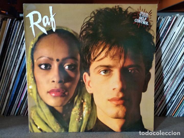 RAF - 1984 LP (Música - Discos - LP Vinilo - Canción Francesa e Italiana)