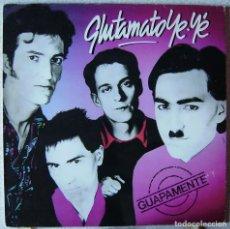 Discos de vinilo: GLUTAMATO YE-YE.GUAPAMENTE...EX. Lote 217640641