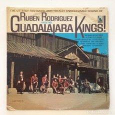Discos de vinilo: RUBEN RODRIGUEZ AND HIS GUADALAJARA KINGS – RUBEN RODRIGUEZ AND HIS GUADALAJARA KINGS USA 1966. Lote 217642976
