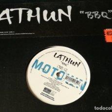 Discos de vinilo: LATHUN - BBQ - 2002. Lote 217656183