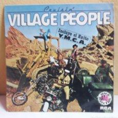 """Discos de vinilo: LP VILLAGE PEOPLE """"CRUISIN"""".. Lote 217676955"""