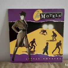 Discos de vinilo: THE MOTELS - LITTLE ROBBERS LP MUSICA VINILO 1ª EDICION ESPAÑOLA 1983. Lote 217678016