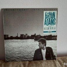 Discos de vinil: BRYAN ADAMS - INTO THE FIRE LP MUSICA VINILO 1ª EDICION ESPAÑOLA 1987 CONTIENE POSTER. Lote 217683842