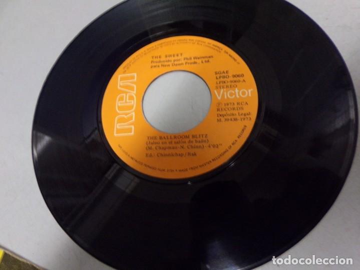 Discos de vinilo: The Sweet - ballroom blitz. numero 1 en inglaterra - Foto 2 - 217685987